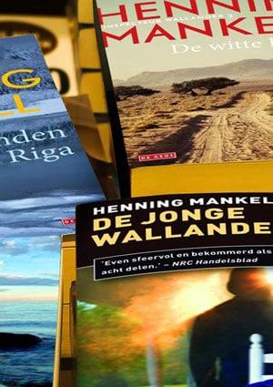 Kurt Wallander Boeken reeks