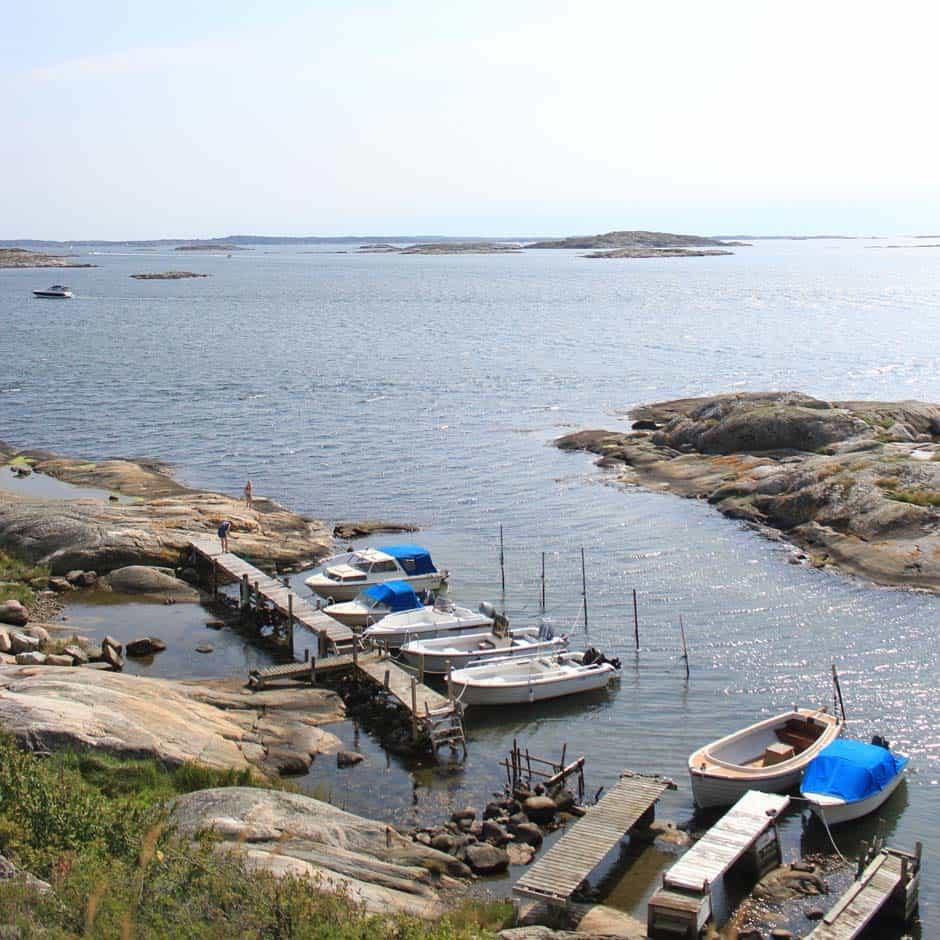 Zweedse westkust