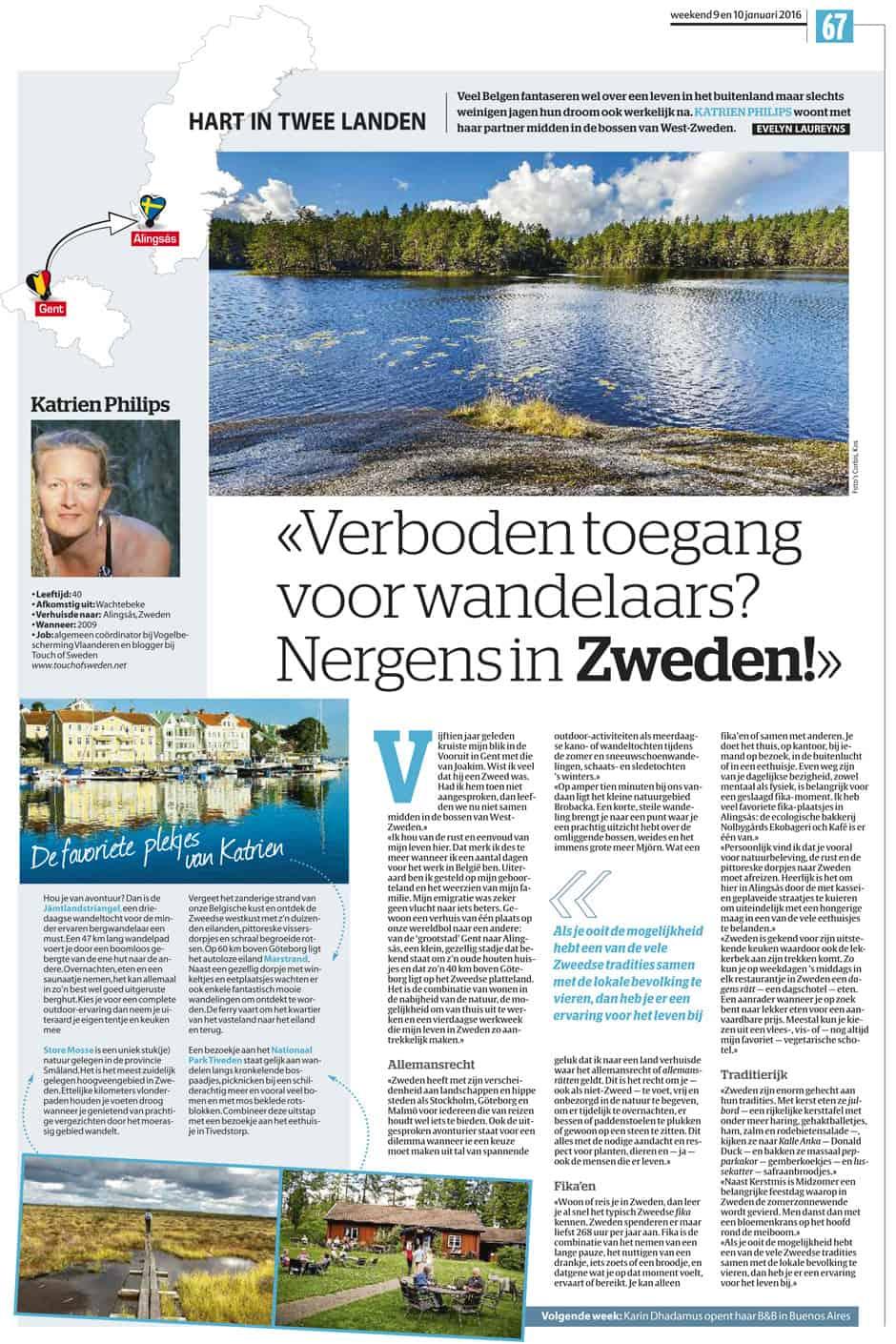 Vlaming in Zweden