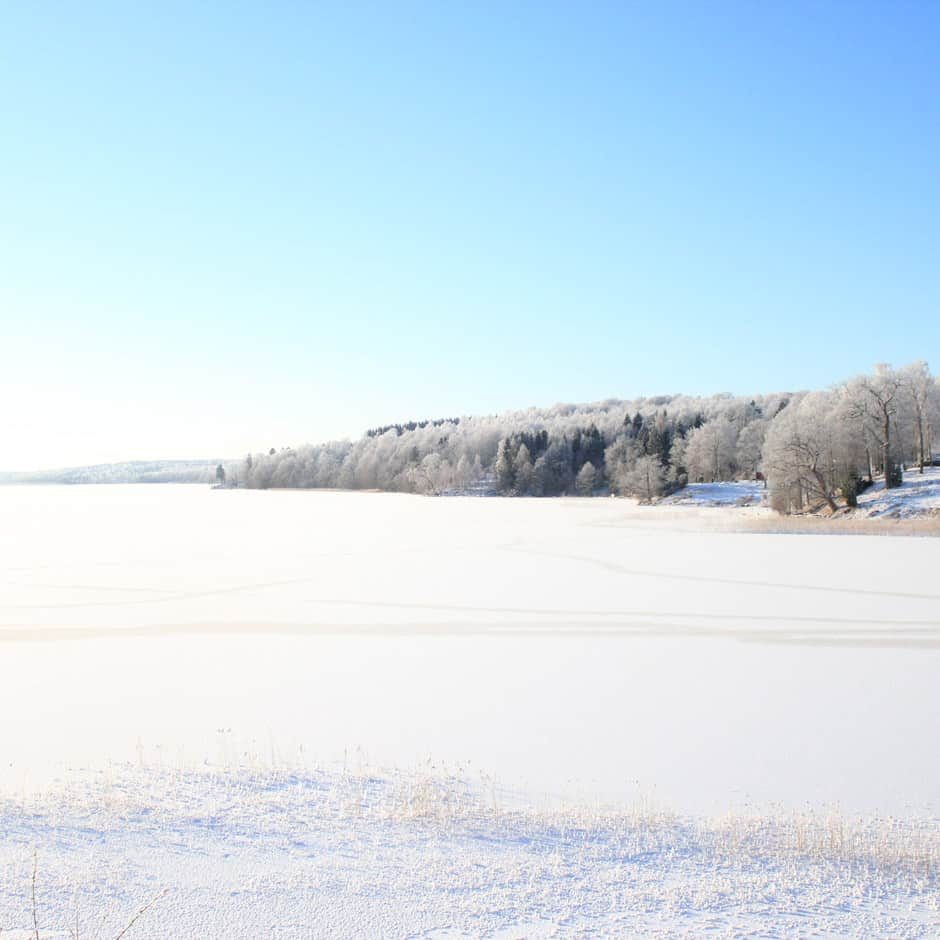 Winter Zweden