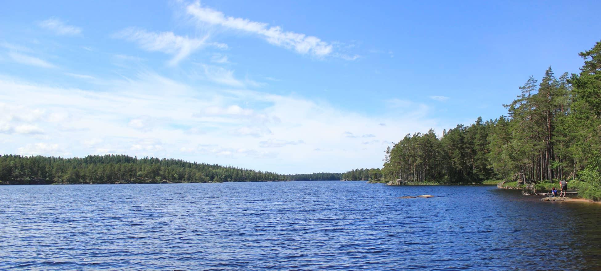 Tiveden Zweden