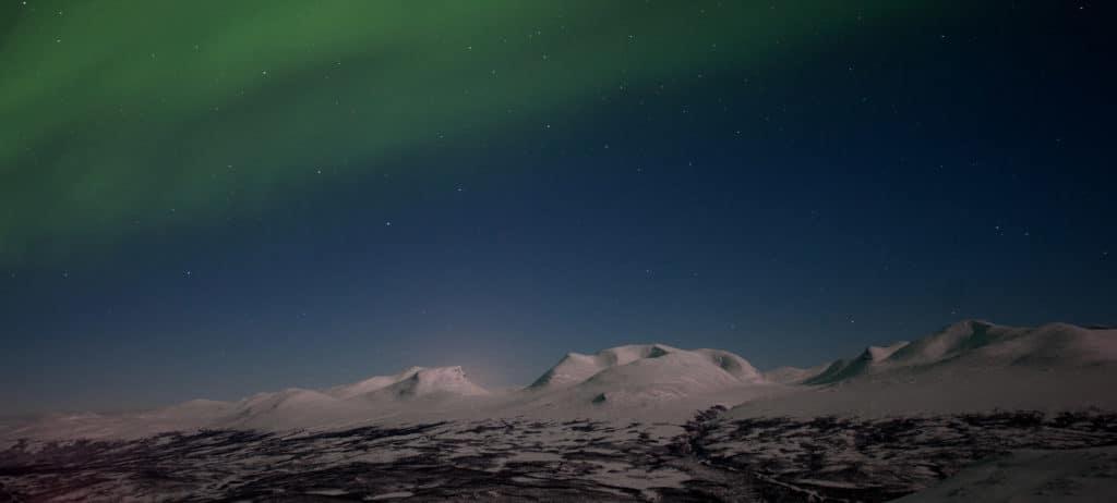 Noorderlicht fotograferen