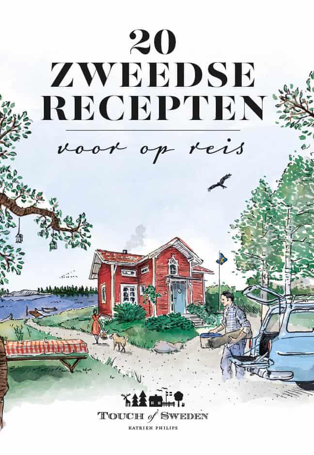 Zweedse recepten voor op reis