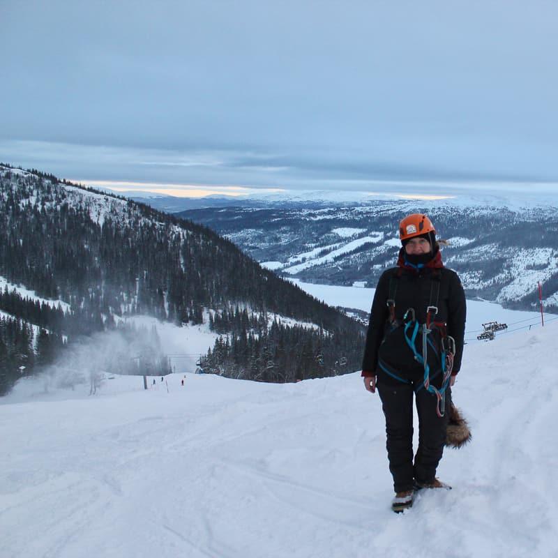 Winterkleding zweden