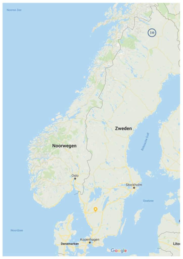 Midsommar in Zweden
