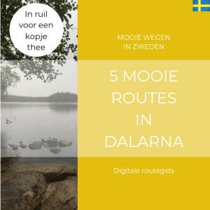 Mooie routes Dalarna