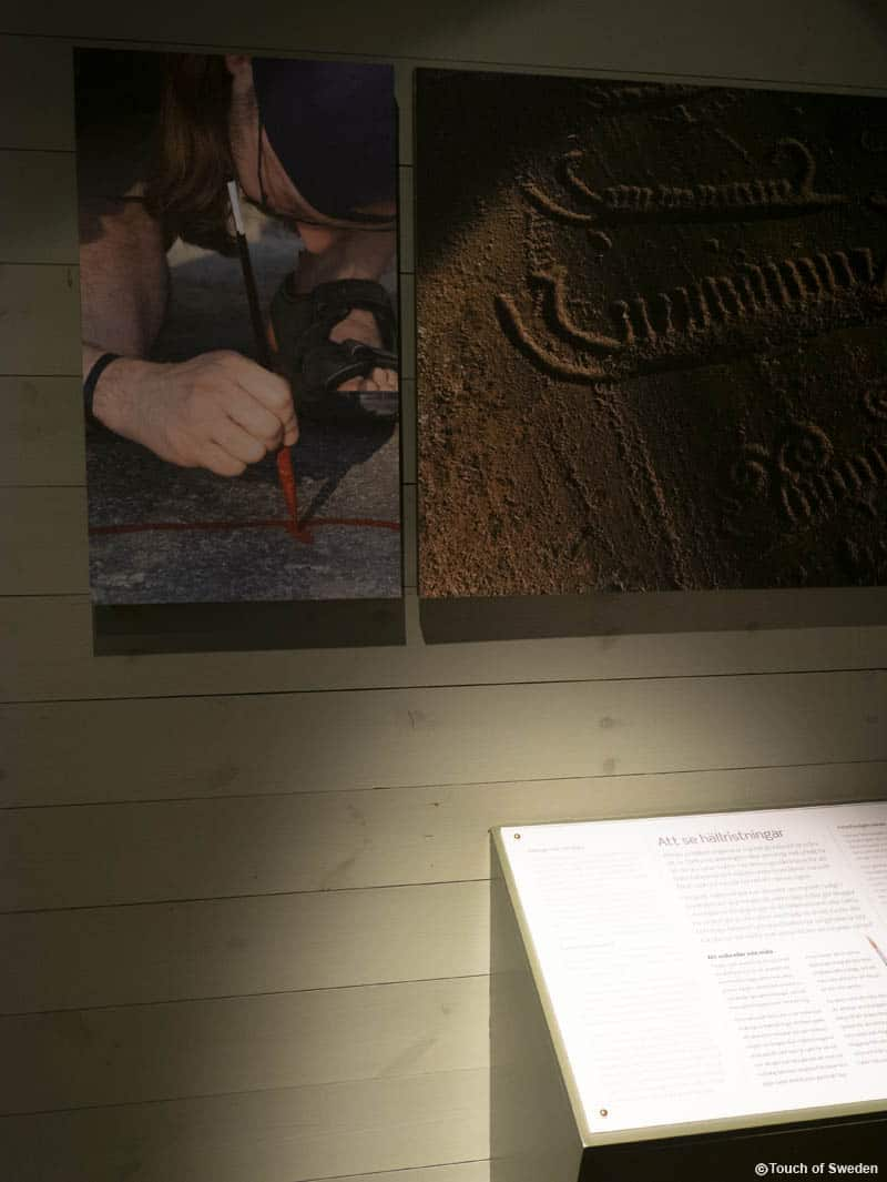 Vitlycke museum Tanum Zweden