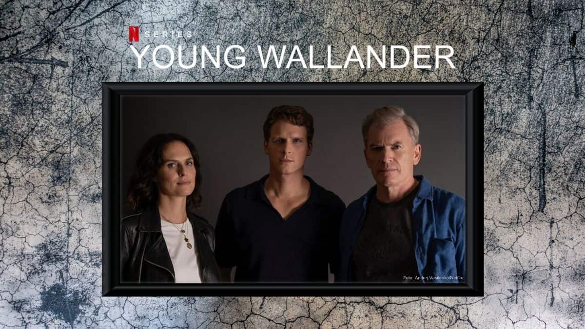 De jonge Wallander op Netflix