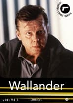 Kurt Wallander serie dvdbox 1