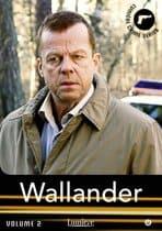 Kurt Wallander serie dvdbox 2