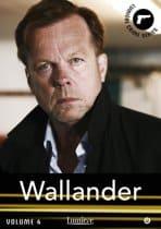 Kurt Wallander serie dvdbox 4