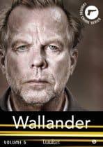 Kurt Wallander serie dvdbox 5