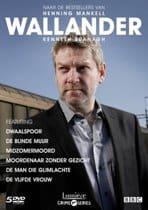 Kurt Wallander verfilming boeken dvdbox 1&2