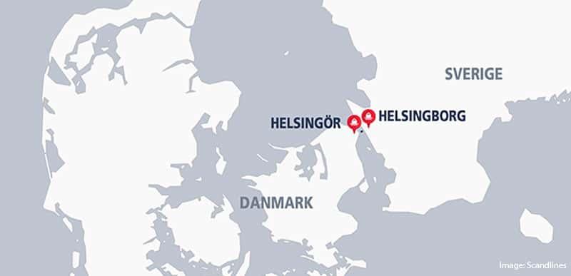 Helsingör-Helsingborg-Scandlines