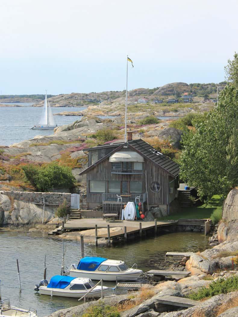 Öckeröarna Zweden