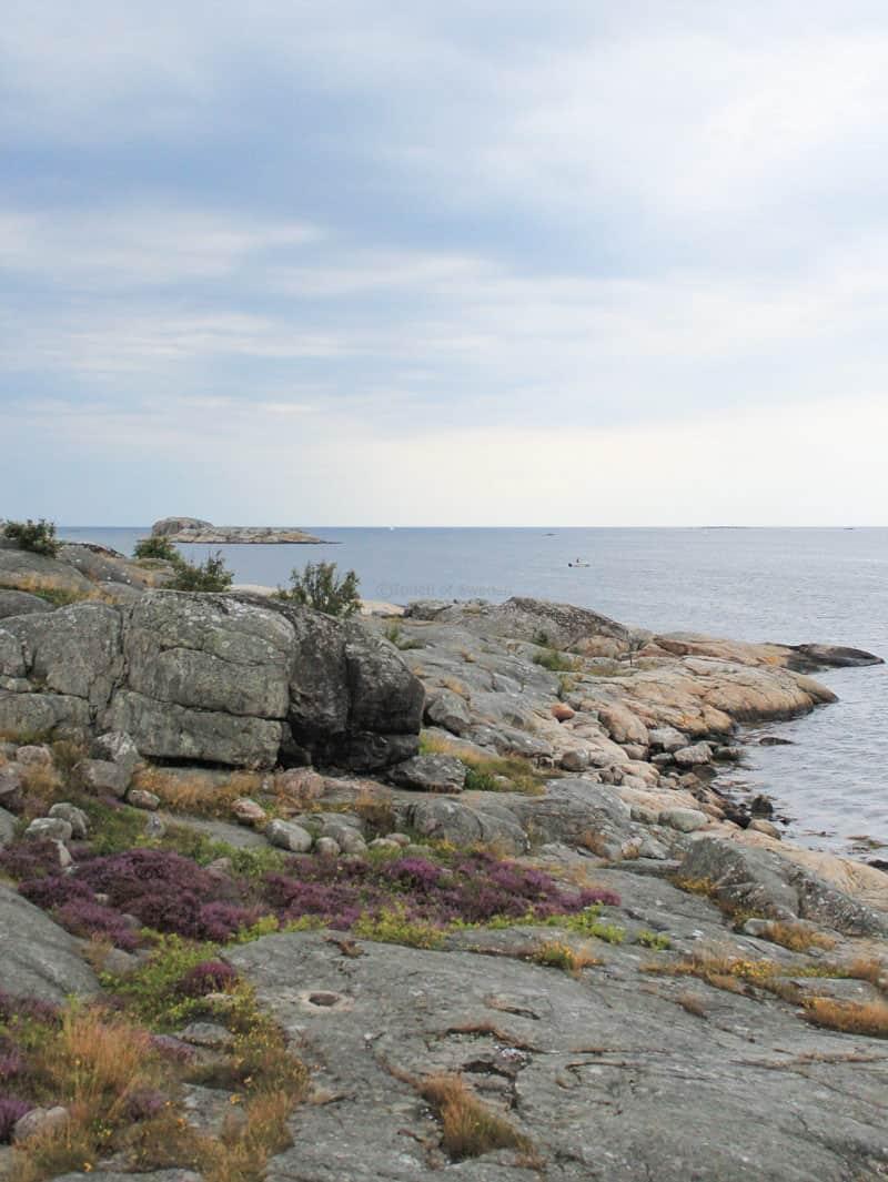 Öckeröarna eilandengroep Zweden