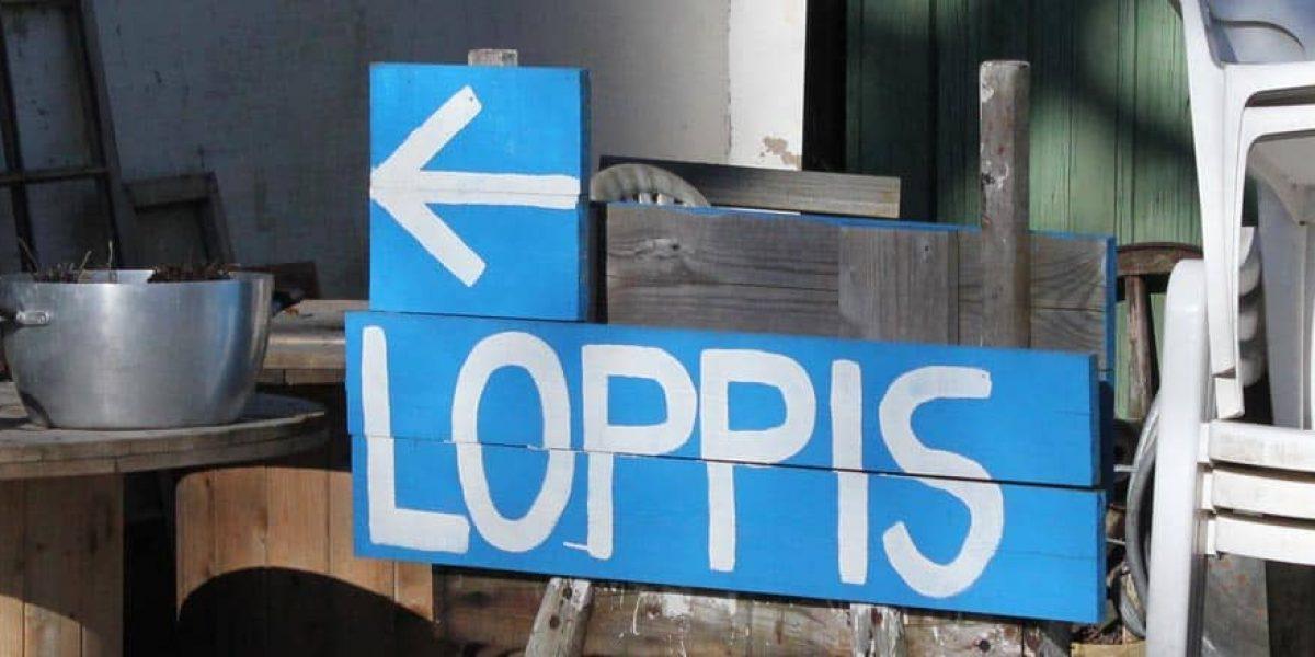 Loppis Zweden