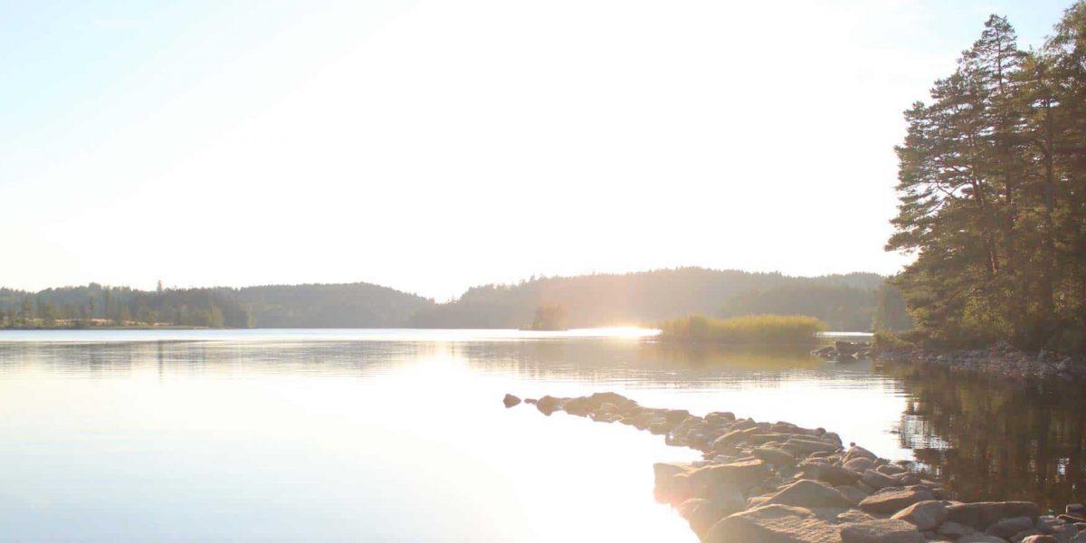Trektocht Zweden