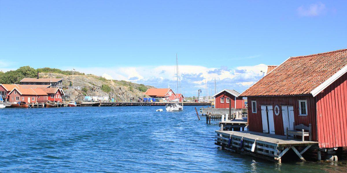 Kosterhavet Nationaal Park Zweden