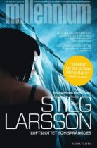 Luftslotet som sprängdes Stieg Larsson